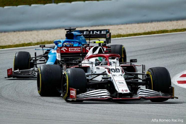 Sauber werkt aan contractverlenging met Alfa Romeo