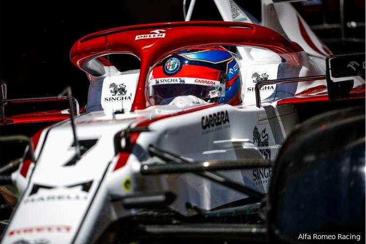Vasseur onthult simulatorwerk van Räikkönen: 'Ja, het is echt waar'