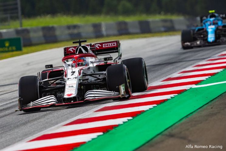 Update   'Overname Sauber aanstaande, F1-team Alfa Romeo komt in handen van Andretti'