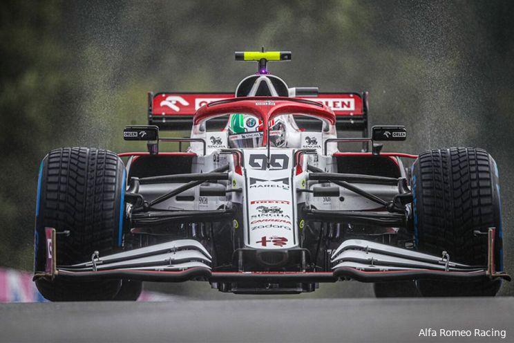 Alfa Romeo neemt officieel standpunt in: 'Oplossing van de FIA was niet de juiste'