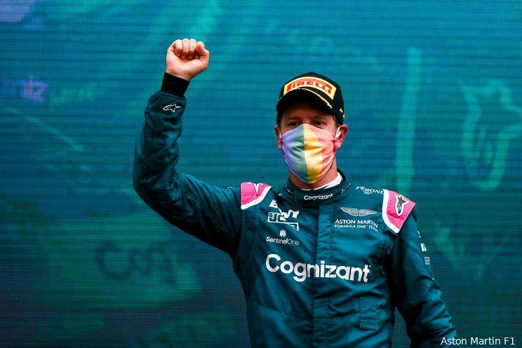 Vettel openlijk kritisch over racen in Midden-Oosten: 'Meer nodig dan woorden'
