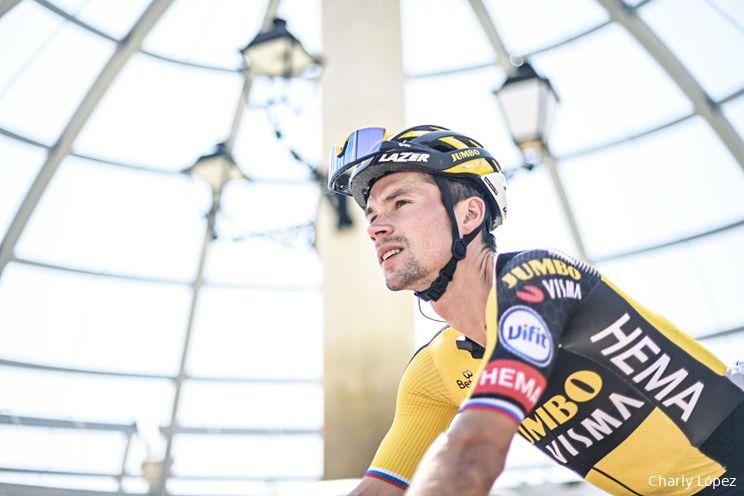 Jumbo-Visma wrijft in de handen bij zien Tourparcours: 'Draait om geel op Champs Elysées'
