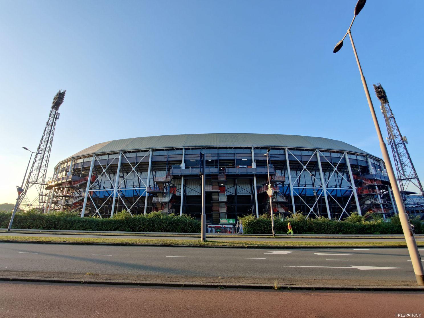 Photograph report Feyenoord – SC Heerenveen on-line