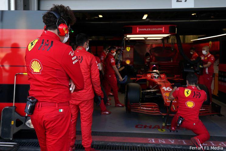 'Motorupgrade Ferrari goed voor vermogenstoename van 10 pk'