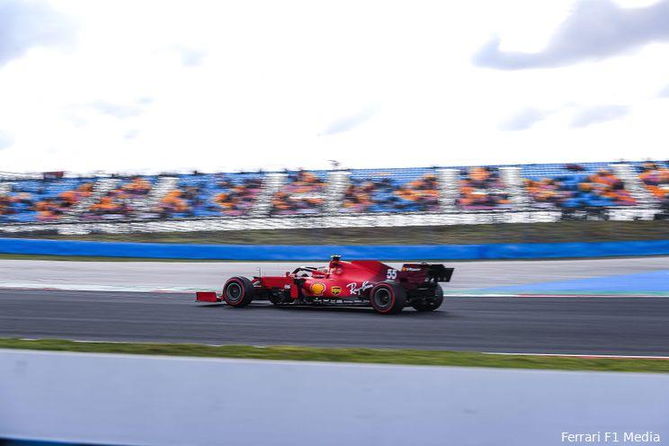 Ferrari-coureurs erg tevreden met vrijdagsessies
