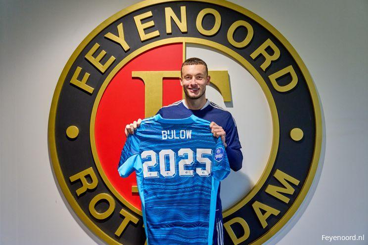 Feyenoord bevestigt akkoord met Bijlow