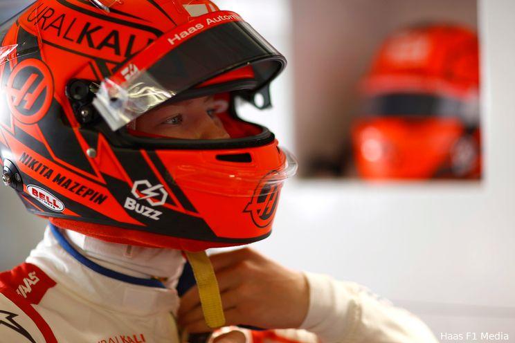 Update   Mazepin raadt Schumacher aan: 'Moet niet denken dat ik het makkelijk ga maken'