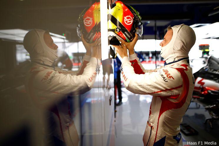 Dit is waarom Schumacher een stuk beter is dan teamgenoot Mazepin