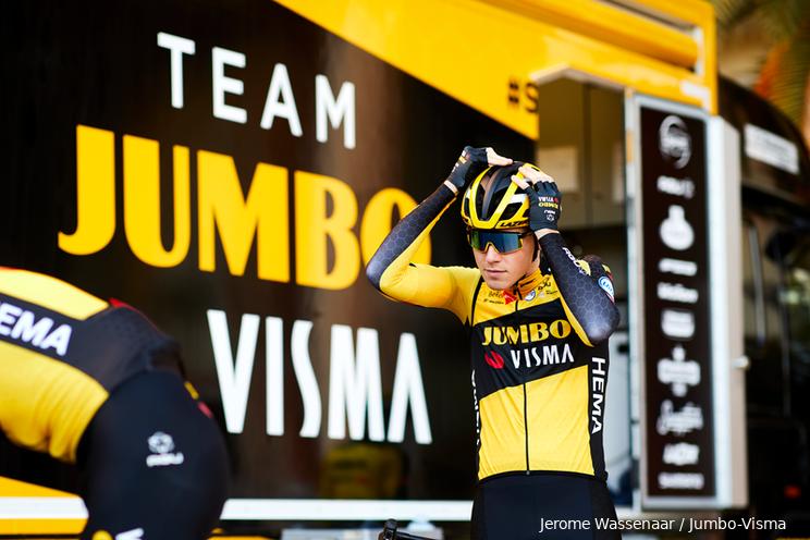 Jumbo-Visma Development Team versterkt zich met Kramer en broertje Simmons