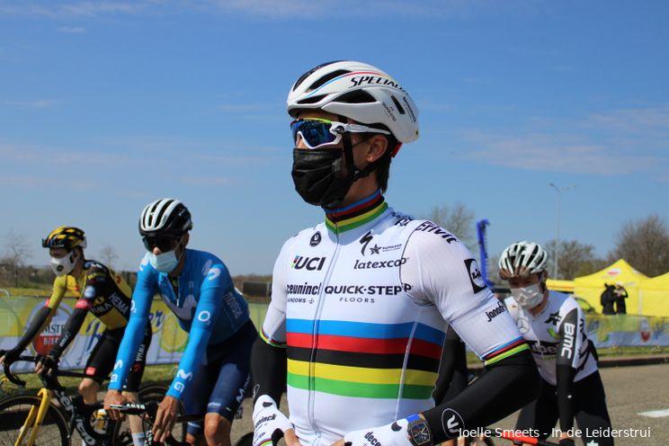 Deelnemers WK wielrennen 2021 | Deze renners staan aan de start in Antwerpen