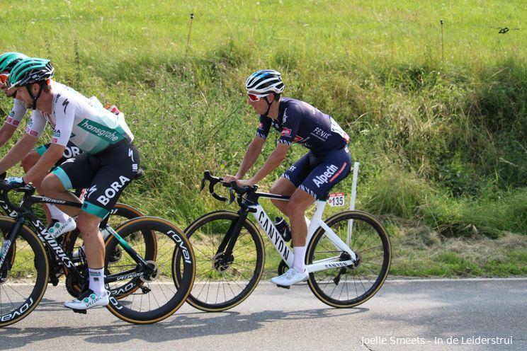 Modolo emotioneel na eerste overwinning in drie jaar: 'Heb hier jaren op gewacht'