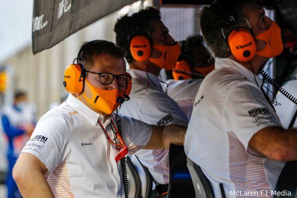 McLaren-teambaas Seidl: 'Natuurlijk zijn we er kapot van'