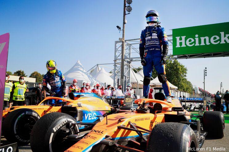 Ricciardo nog steeds in de wolken: 'Fijn om een positieve invloed te hebben op mensen'