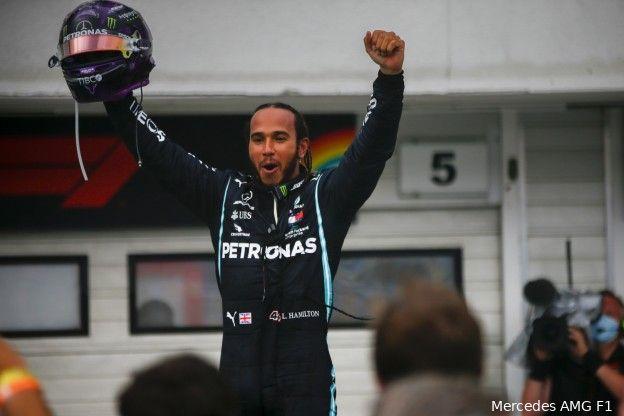 De F1-salarissen van 2021: Hamilton en Verstappen verdienen meer dan de rest bij elkaar