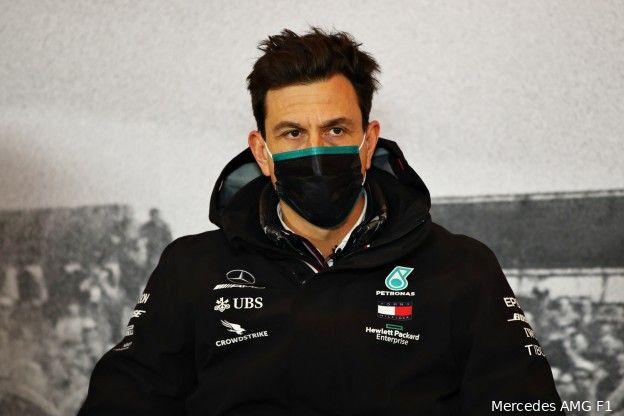 Hoe Perez Mercedes in een Hamilton-pitstop dwong