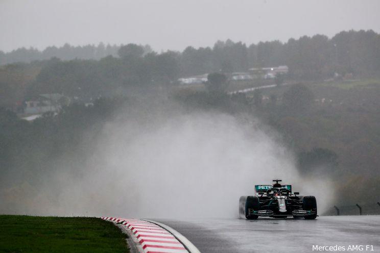 Lammers: 'Je dacht dat Hamilton er voorbij was, maar daar dacht Perez anders over'