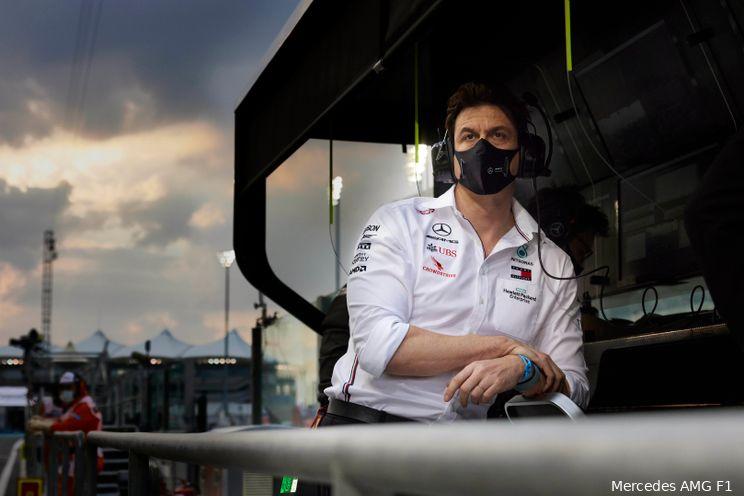 Kopzorgen bij Mercedes door mogelijke motorproblemen: 'We proberen het te begrijpen'