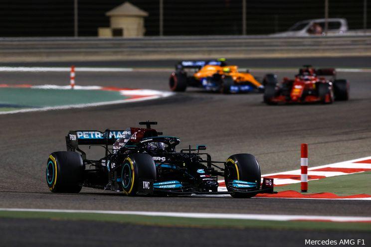 Zo ziet de provisorische Formule 1-kalender van 2022 eruit