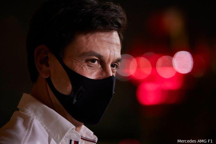 Wolff eist verbetering van Mercedes-personeel: 'Anders halen we Red Bull niet meer in'