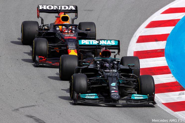Mercedes blij met progressie: 'Alleen in Zandvoort echt verslagen door Red Bull'