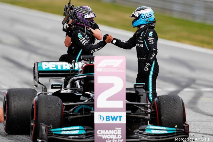 AMuS analyseert: 'Zonder teamwerk verslaat Mercedes Red Bull niet'