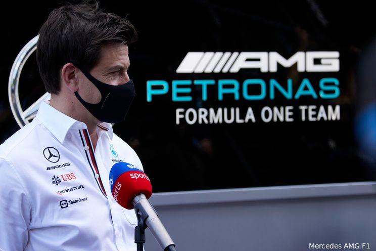 Update | Wolff: 'Hamilton is het tegenovergestelde van een smerige racer'