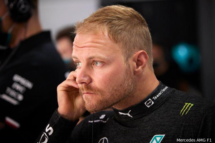 Wolff stellig: 'Bottas zal Verstappen niet expres ophouden tijdens de race'