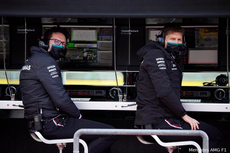 Shovlin rekent door: 'Zonder pitstop zou Hamilton veel verder teruggevallen zijn'