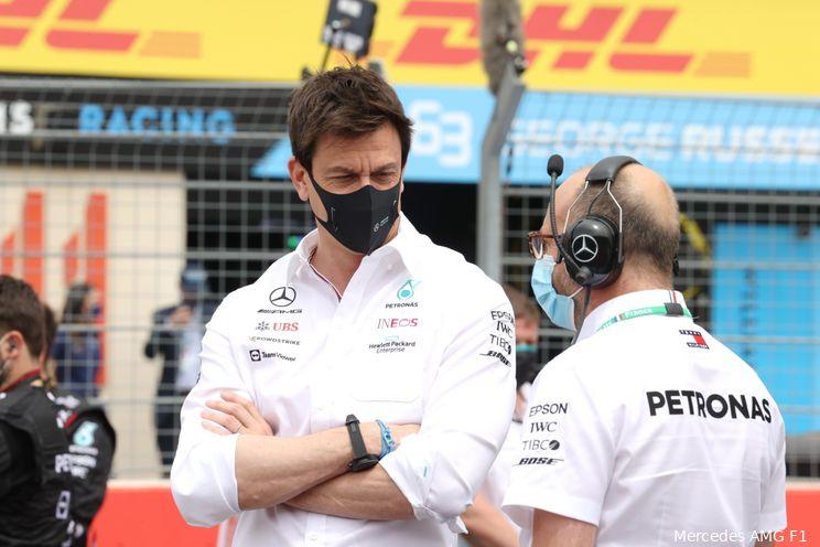 Di Resta over motorwissel Mercedes: 'Hadden ze niet de hele motor moeten verwisselen?'