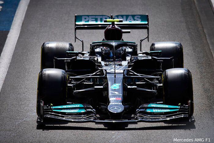 Mercedes kampt met balansproblemen: 'Hebben de zaken nog niet op orde'