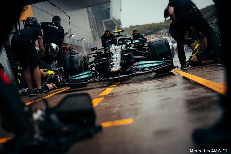 Uitslag kwalificatie Grand Prix van Rusland (2021)