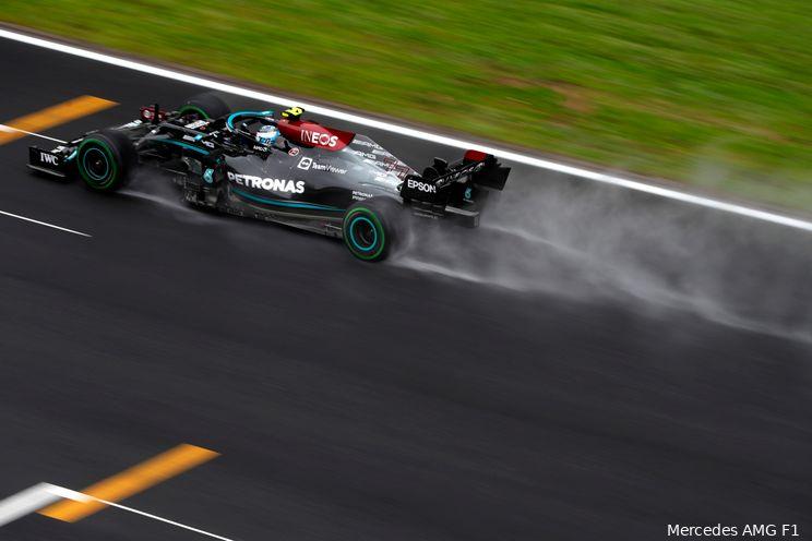 Was Hamilton derde geworden als hij eerder een pitstop had gemaakt?