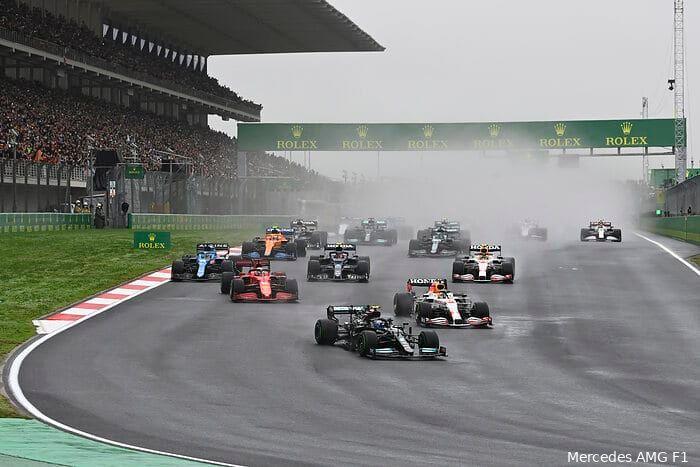 Dit vinden de teams na GP Turkije   'Ik heb de jongens wat rust gegeven zonder pitstop'