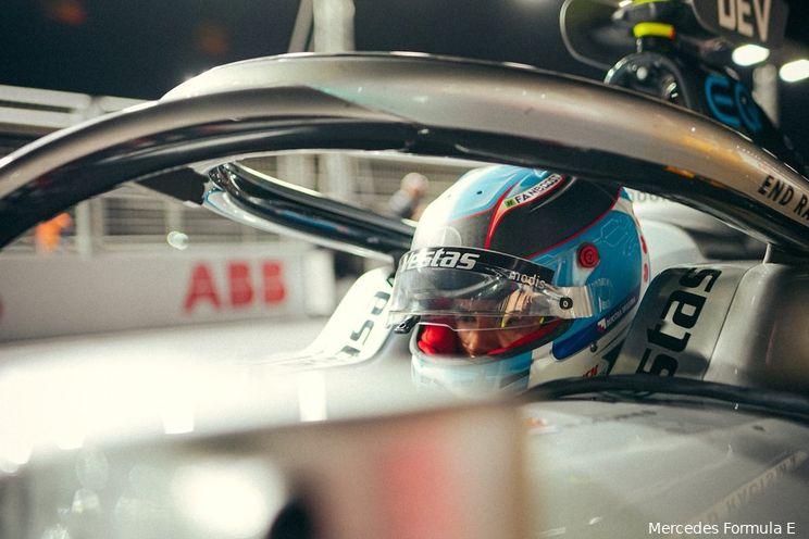 F1 in het kort | Dennis wint tweede Eprix van Valencia, De Vries en Frijns vallen buiten de punten