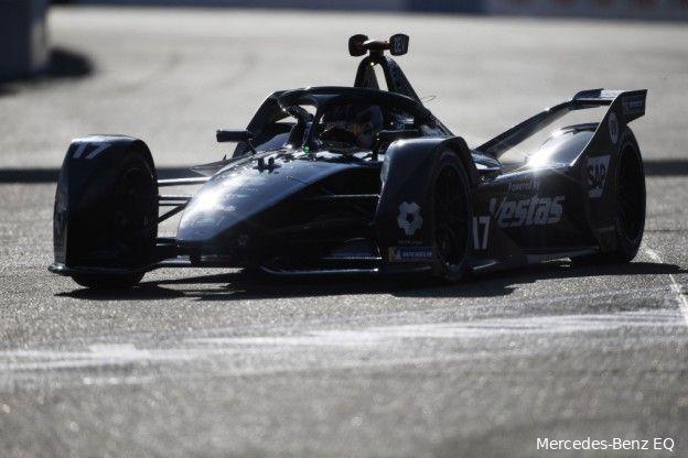F1 in het kort   De Vries: 'We konden niets aan het incident doen'