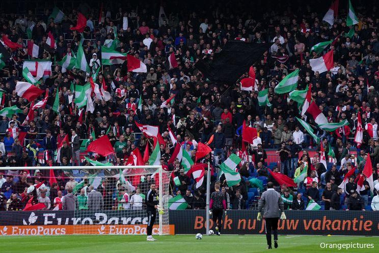 MATCHDAY! Feyenoord ontvangt N.E.C. in volle Kuip