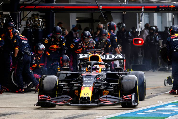 Formule 1 werkt aan nieuwe regels: Vanaf 2024 zijn alle bandenwarmers verboden