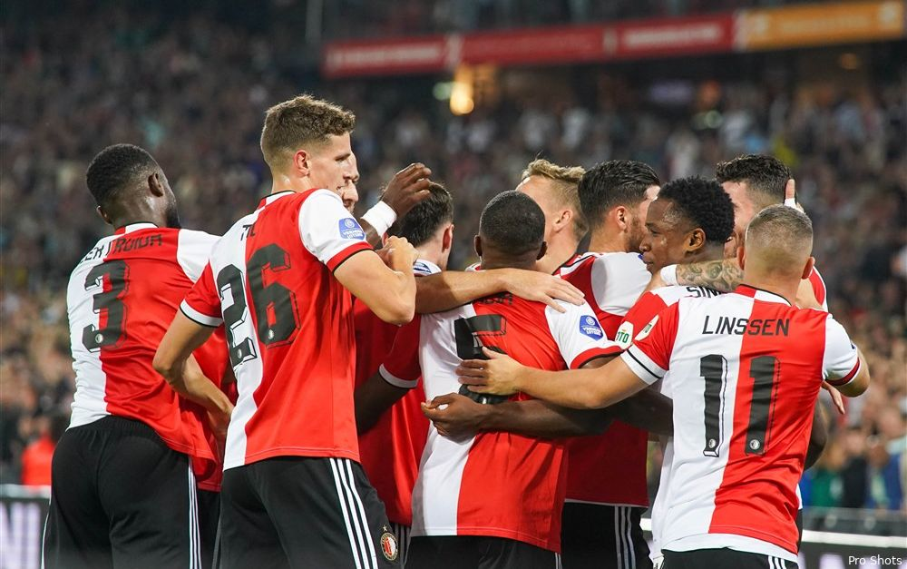 MATCH DAY!  Feyenoord resumes competitors towards RKC Waalwijk