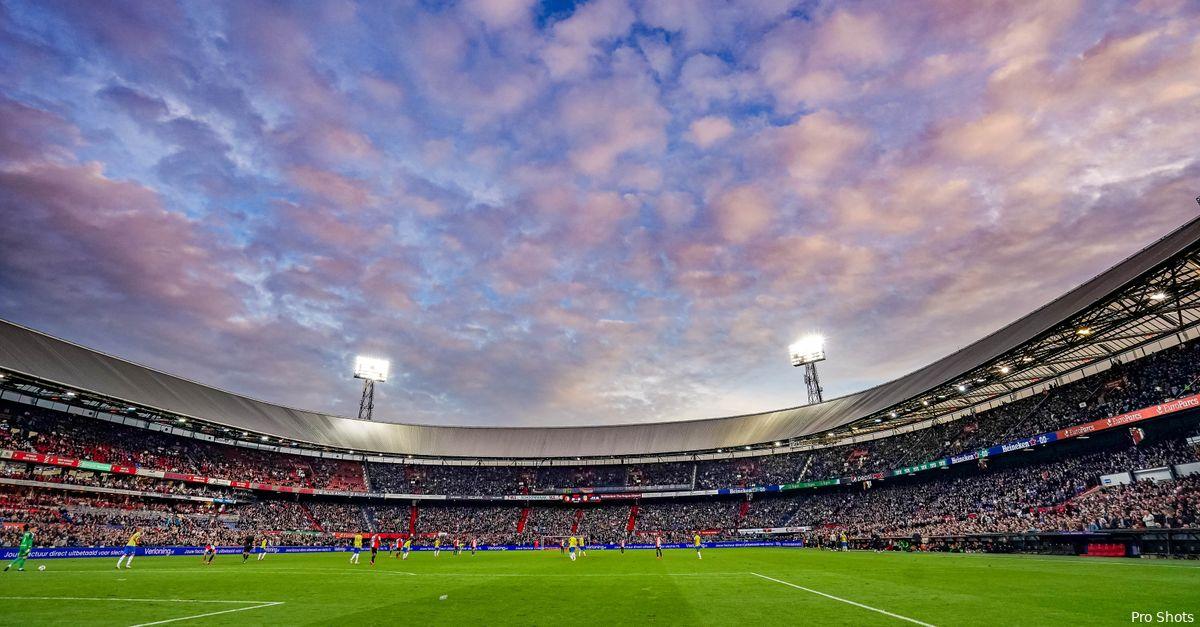 Eredivisie: Feyenoord remains fifth |  FR12.nl