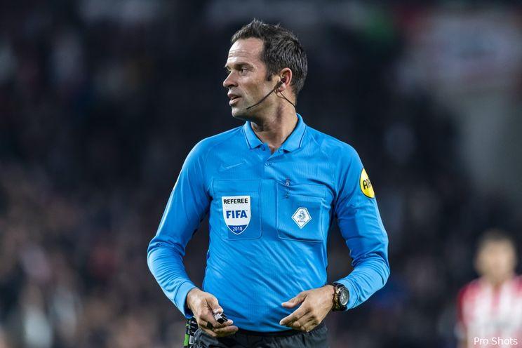 Topper tegen PSV gefloten door Nijhuis