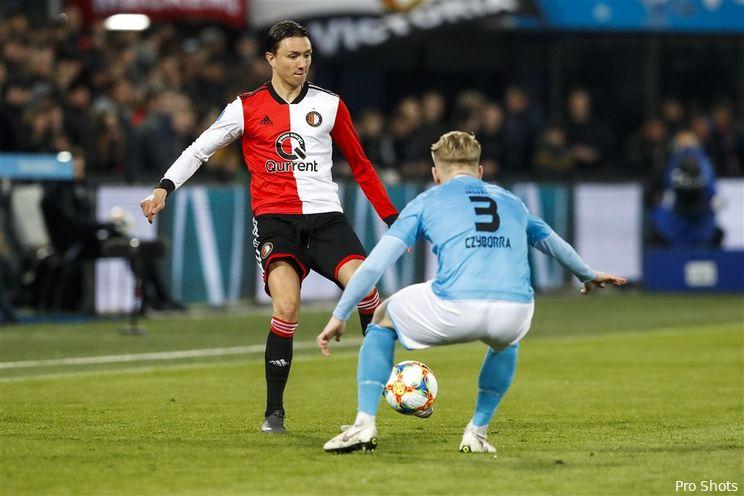 Afgelopen | Feyenoord - Heracles Almelo (2-1)
