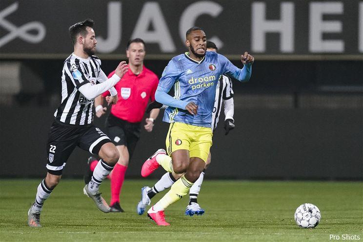 Afgelopen | Heracles Almelo - Feyenoord (2-3)