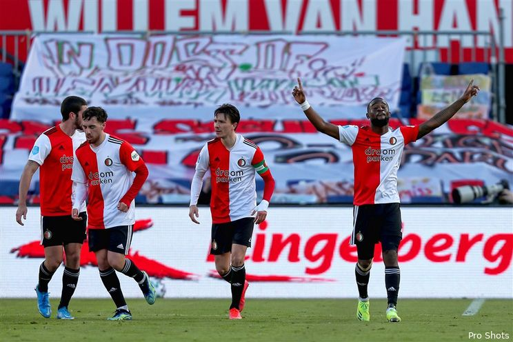 Eredivisie: Feyenoord ziet Vitesse winnen van AZ