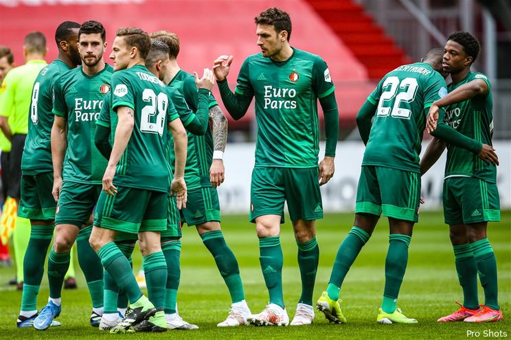 ''Dat is het oude beleid van Feyenoord''