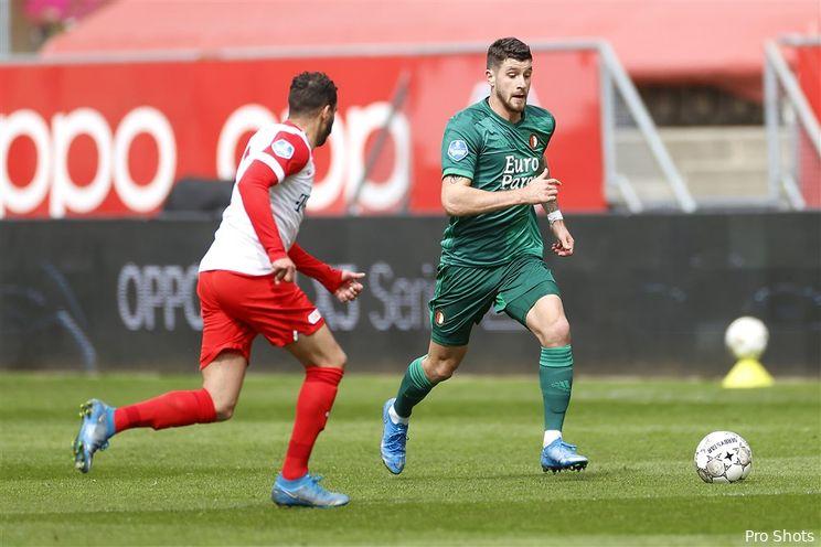 Afgelopen   FC Utrecht - Feyenoord (1-2)