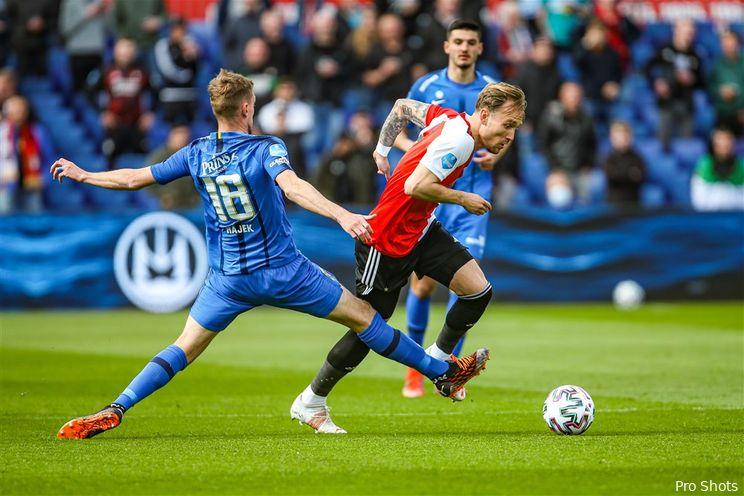 Afgelopen   Feyenoord - Vitesse (0-0)