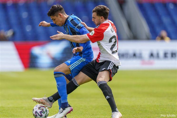 Afgelopen | Feyenoord - Ajax (0-3)