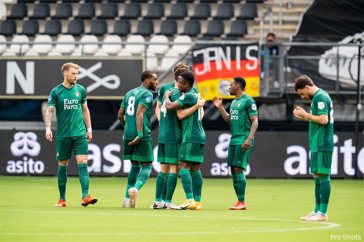 Afgelopen | Heracles Almelo - Feyenoord (1-1)