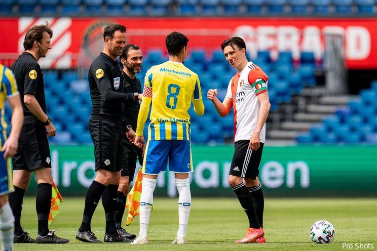 Afgelopen | Feyenoord - RKC Waalwijk (3-0)
