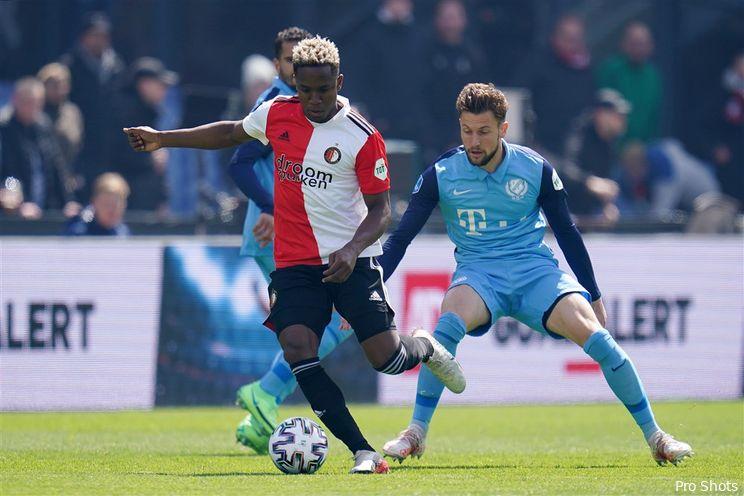 Afgelopen | Feyenoord - FC Utrecht (2-0)